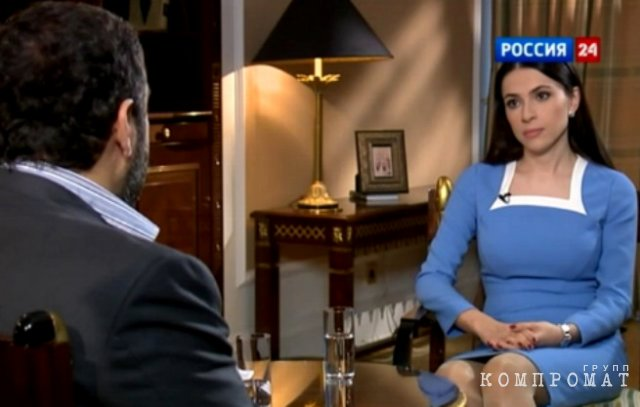 Наиля Аскер-Заде умеет брать… интервью