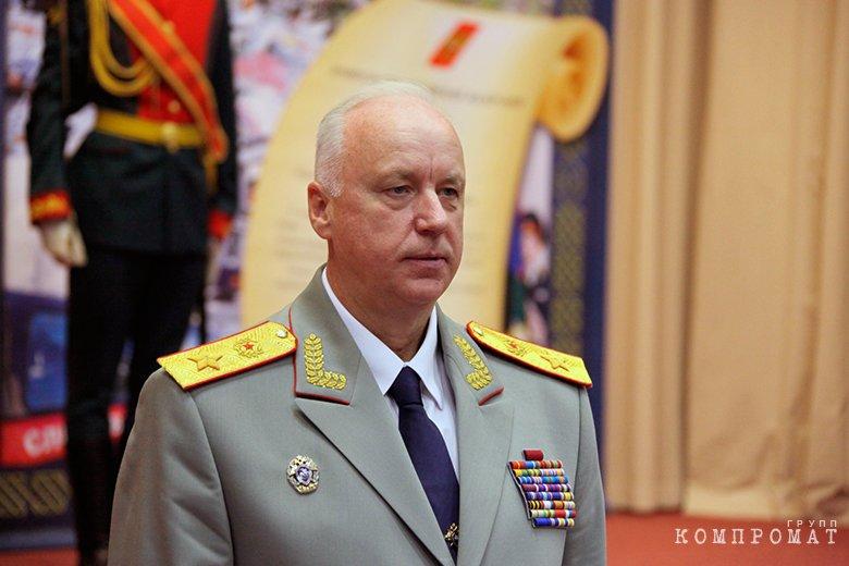 Александр Бастрыкин среагировал на сюжет телеканала о махинациях с жильем для сирот
