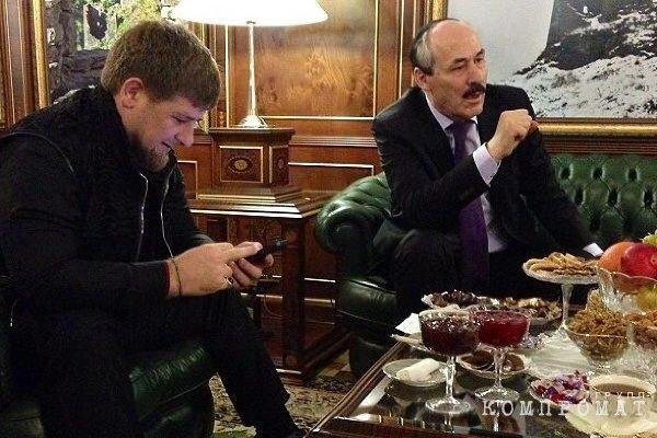 """Чеченское правительство """"зачищать"""" будут следующим?"""