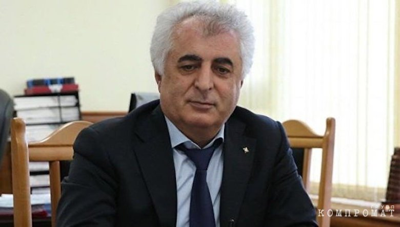 Магомедрасул Гитинов
