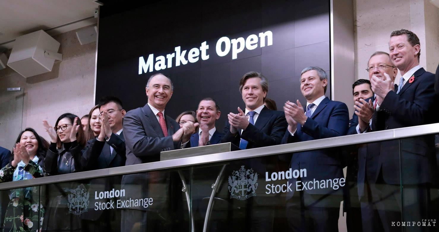 Новый работодатель Фрейса глава En+ Group Максим Соков со товарищи после вывода компании на IPO в Лондоне