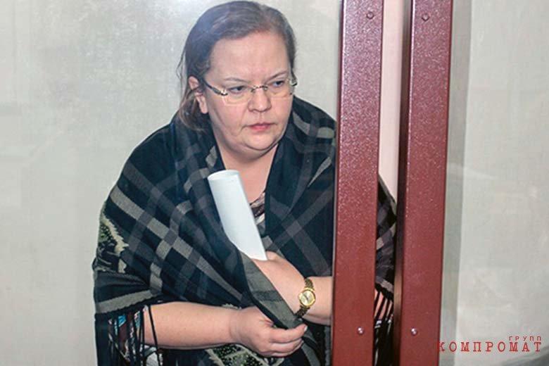 Елена Шишмарева в суде. Фото — Бизнес Онлайн.