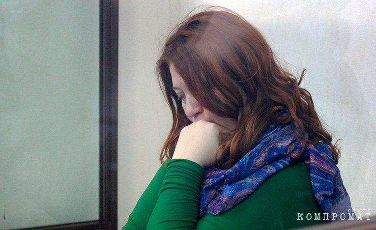 Елена Фахрутдинова в суде
