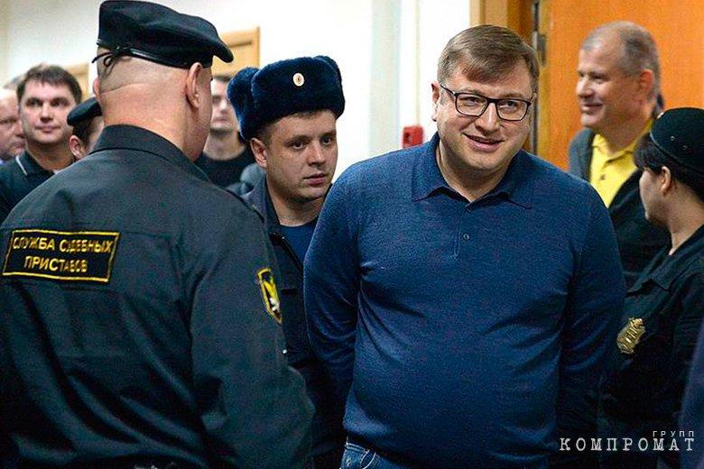 Кто-то уже прочит Водопьянову судьбу другого питерского олигарха Дмитрия Михальченко