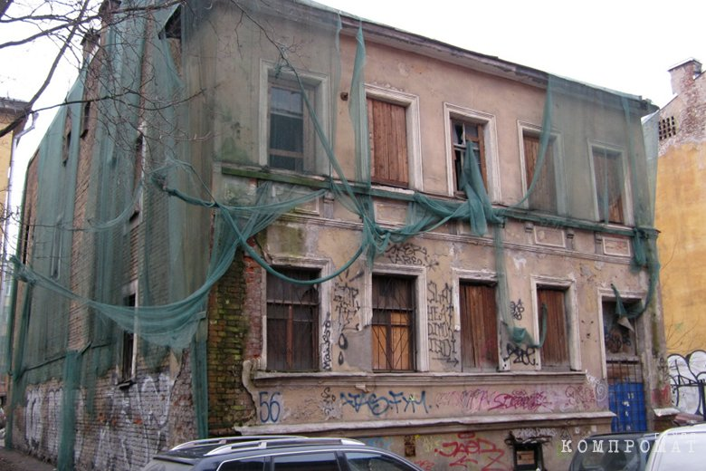 Град Макаров. Спикер петербургского ЗакСа прибирает к рукам строительный рынок города?
