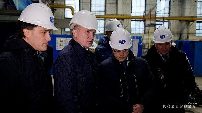 Борис Дубровский на ЧКПЗ