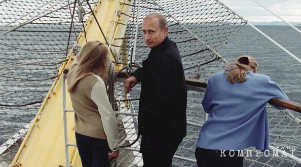 Долгие годы информация о дочерях президента была засекречена