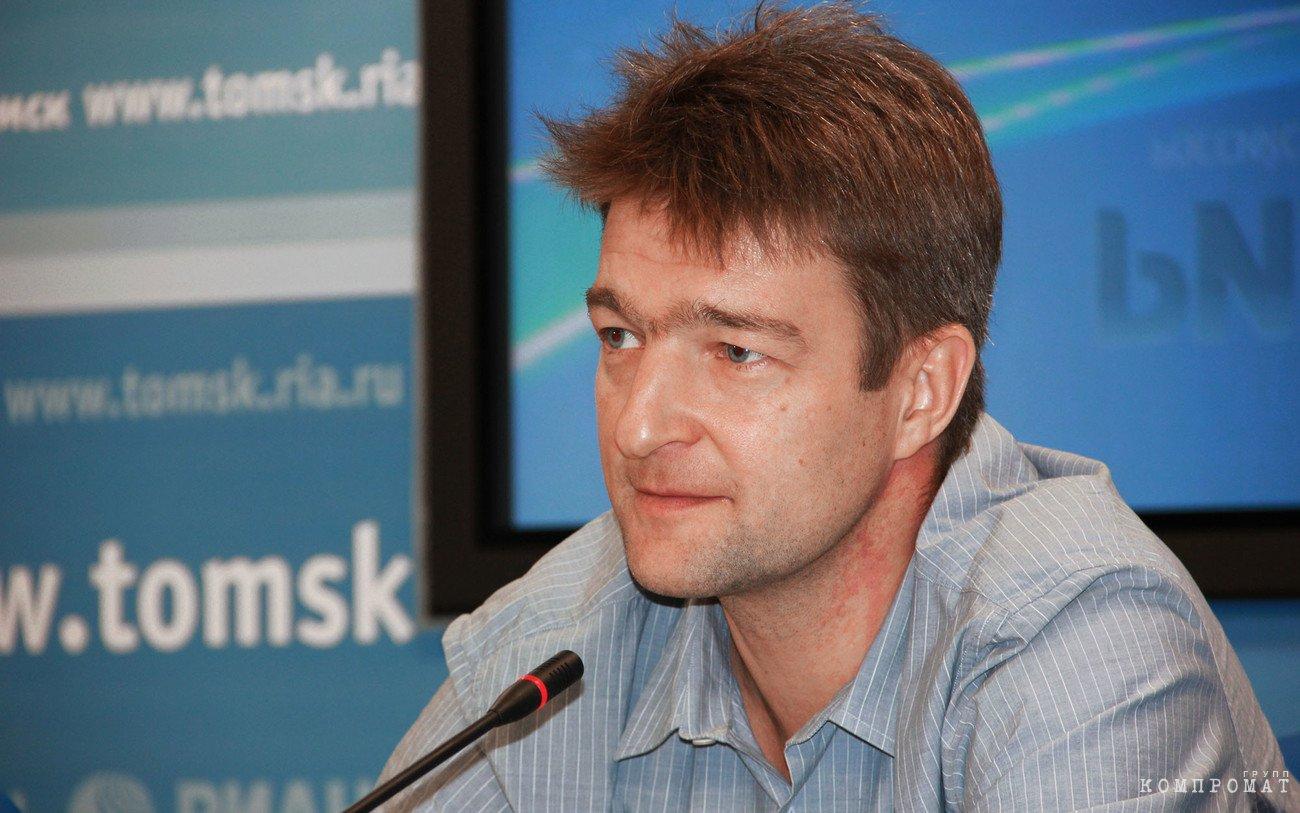 Денис Штенгелов. Фото: © РИА Новости / Павел Стефанский