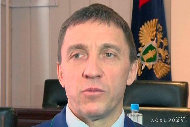 Прокурор Кемеровской области Павел Бухтояров