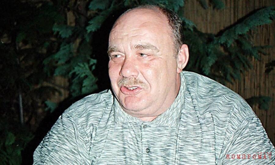 Семен Могилевич