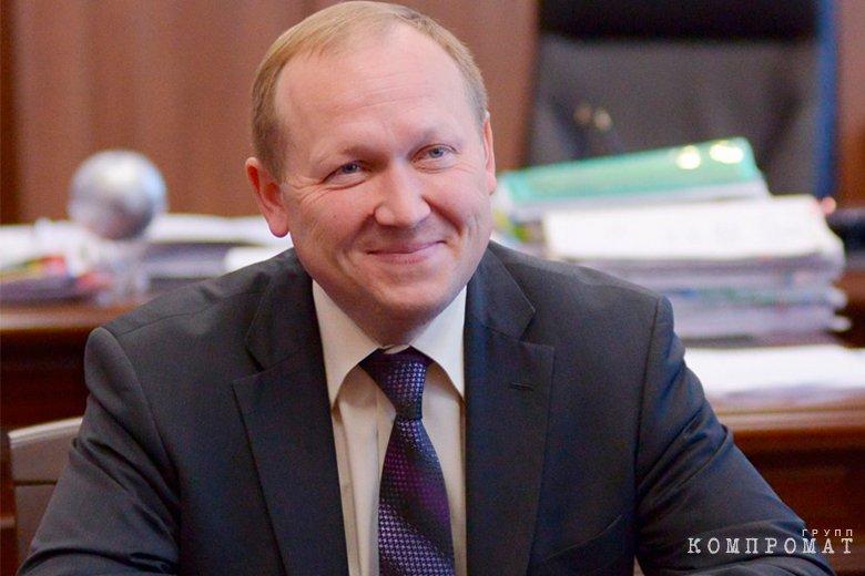 Главный «имущественник» Московской области Андрей Аверкиев