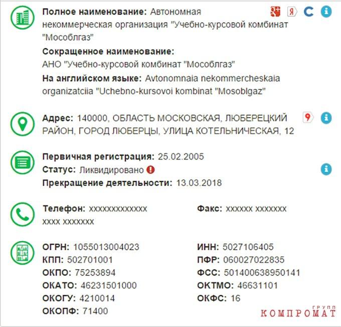 «Кошелек» Андрея Воробьева, или Кто стоит за приватизацией «Мособлгаза»