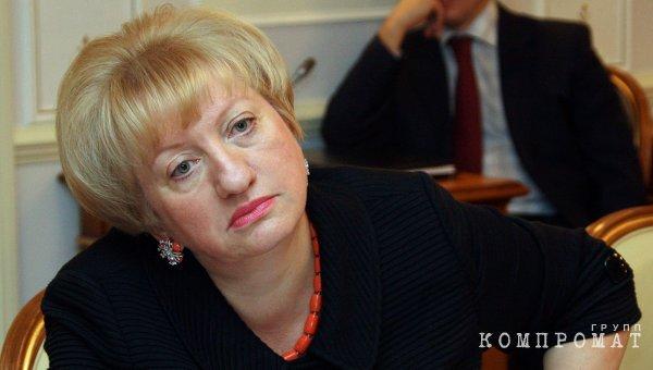 Парамонова Татьяна Владимировна