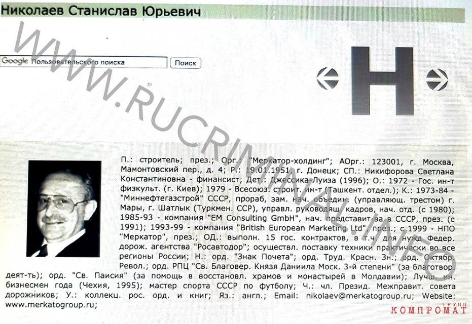 1527087687 1 - Станислав Николаев: столичная власть и мафиози