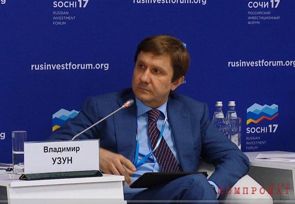 Владимир Узун на ПМЭФ подписал несколько контрактов с регионами