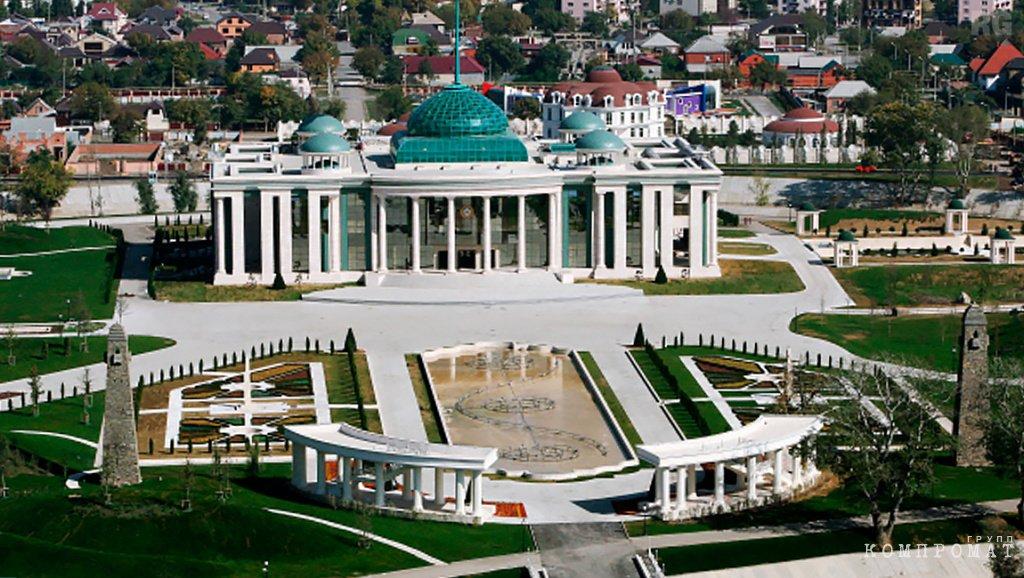 Сколько стоит содержать сад Кадырова и кто на этом зарабатывает