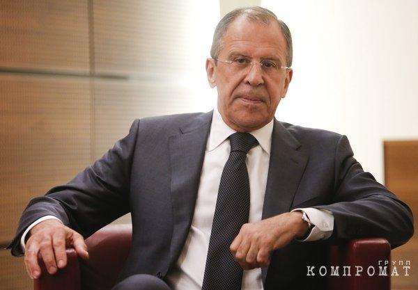 Лавров министр иностранных дел зарплата
