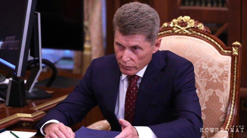 Первый заместитель губернатора Сахалинской области попался на растрате бюджетных средств
