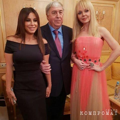 Убойное прошлое «правой руки» Гуцериева
