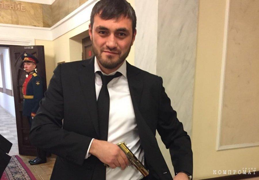 Куреш Аушев и Магомед Беков