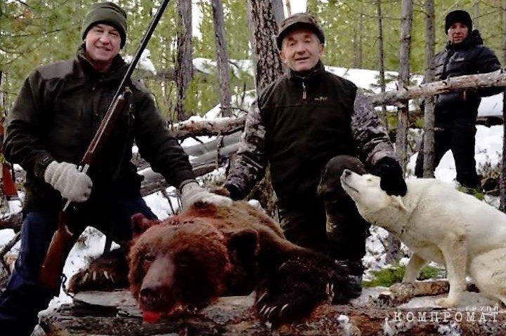 Левченко и Терещенко