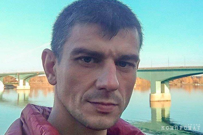 Подозреваемый Виталий Чикирев