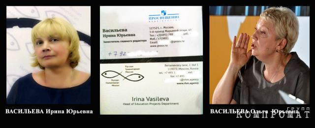 Маразм в борьбе за «Просвещение»: сестрица Ирина Васильева и ее офшоры
