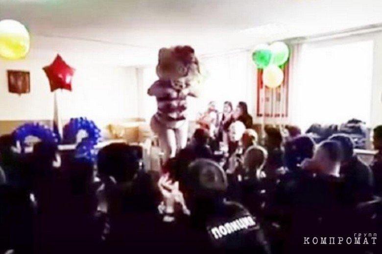 Стриптиз в екатеринбурге видео