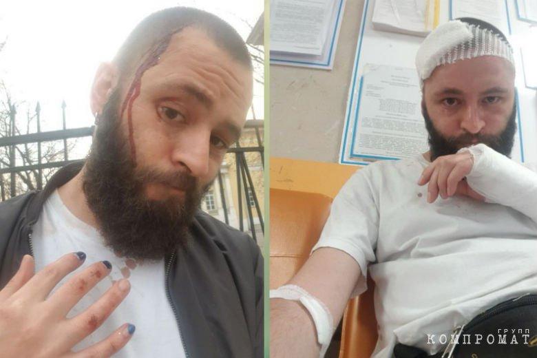 Кавказский гей массаж