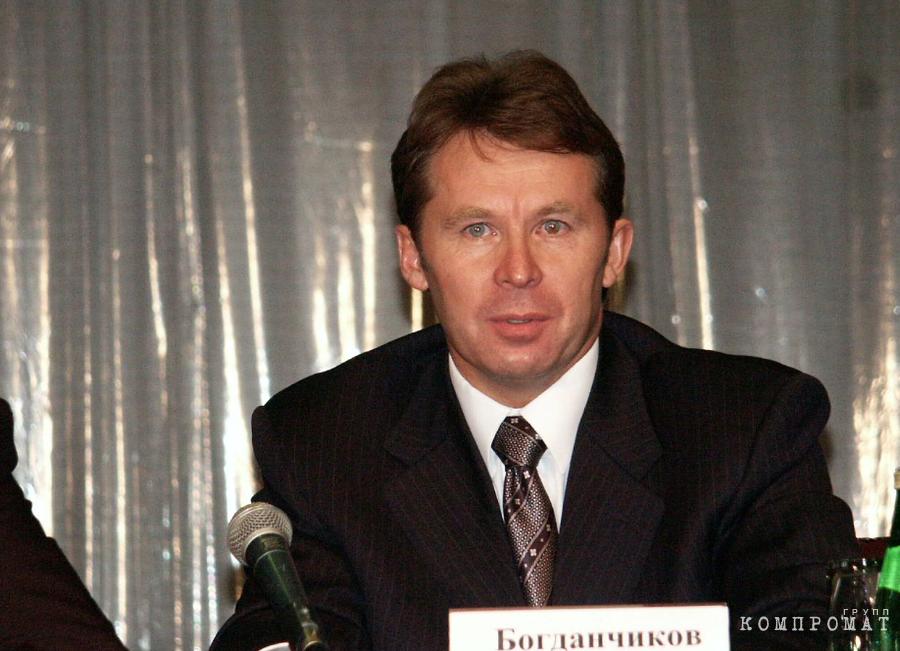 Сергей Богданчиков