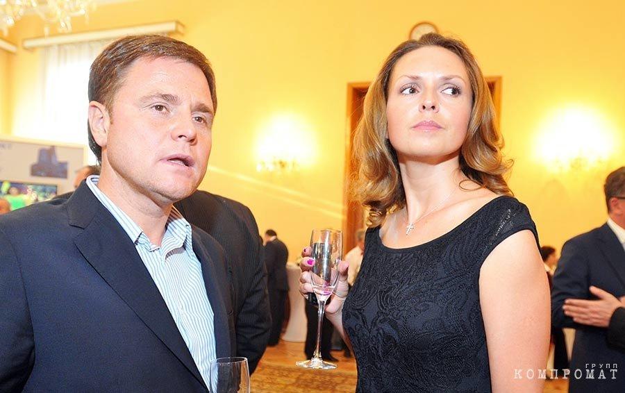 Владимир и Ольга Груздевы