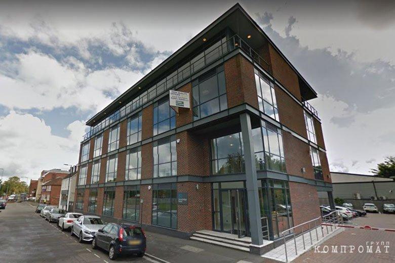 Офис Norebo Europe Limited в Мейденхеде