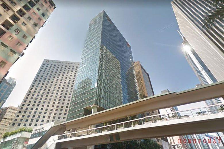 Офис Norebo Hong Kong Limited в Гонконге