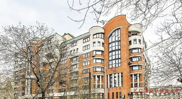 В этом элитном доме – квартира Семена Собянина