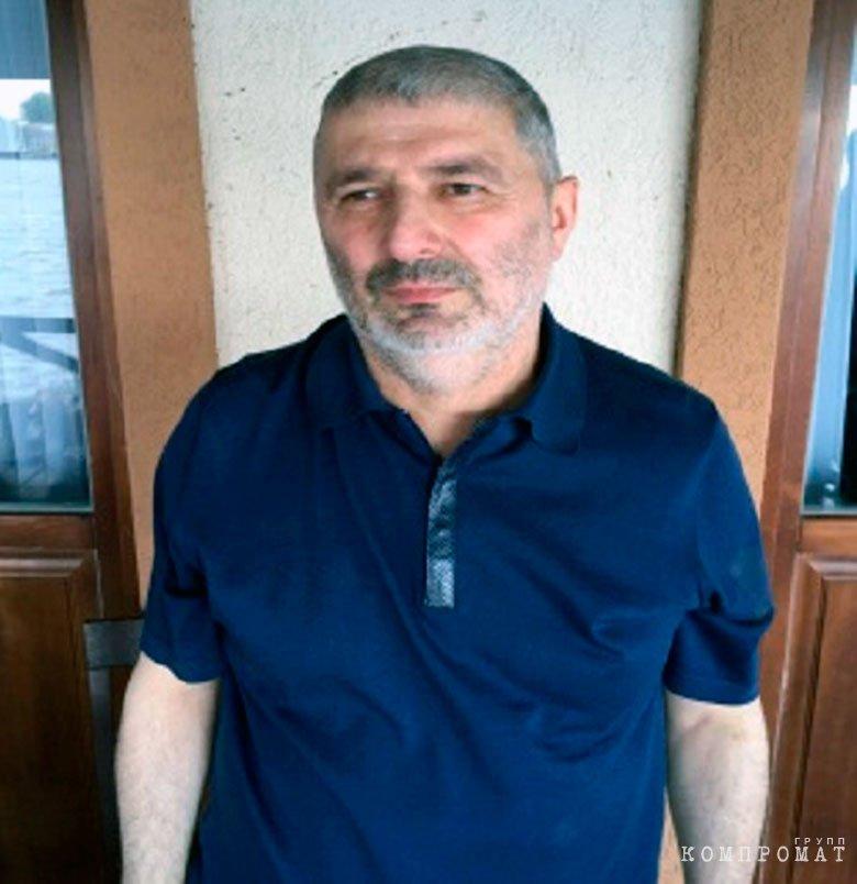 Георгий Хмелидзе (Хмело)