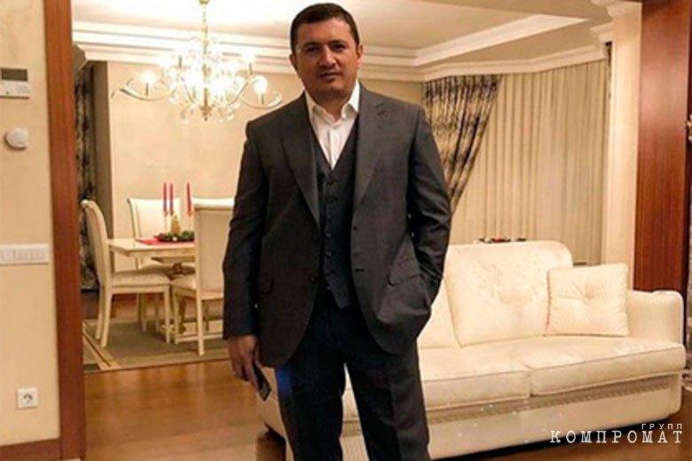 Надир Салифов (Гули)
