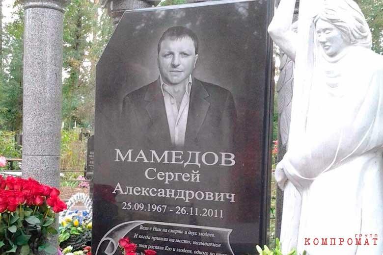 Сергей Мамедов (Мамед)