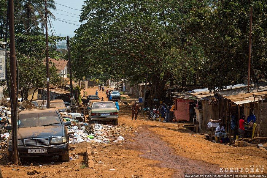 Дерипаска заработает на «бесплатных мусоровозах» для Африки