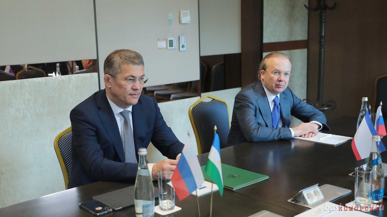 Радий Хабиров и Андрей Назаров