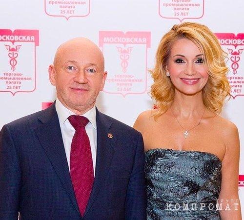 Владимир Платонов и Ольга Орлова