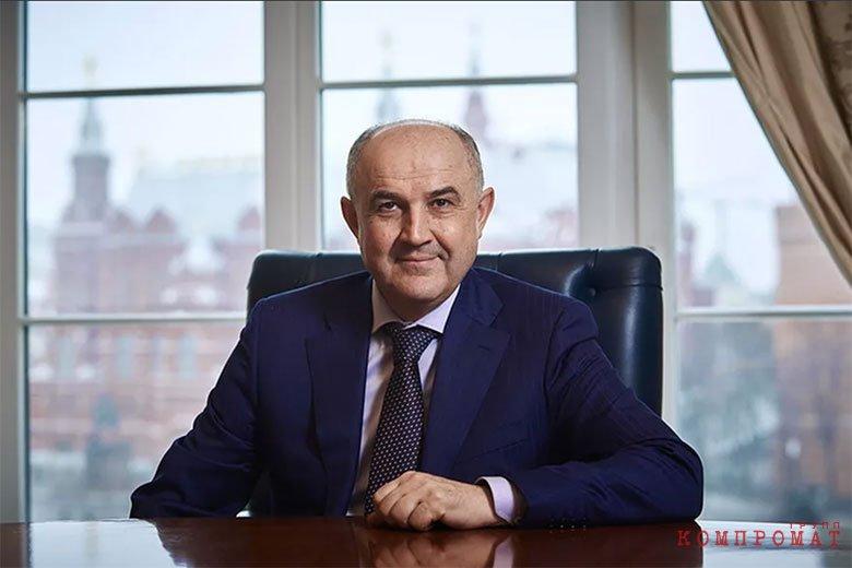 Али Узденов