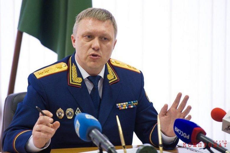Генерал-лейтенант Денис Чернятьев