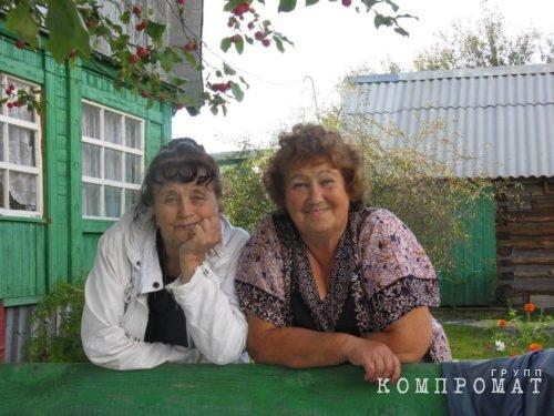 Подруги Злата и Тамара
