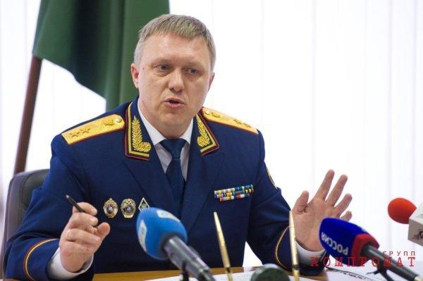 Денис Чернятьев