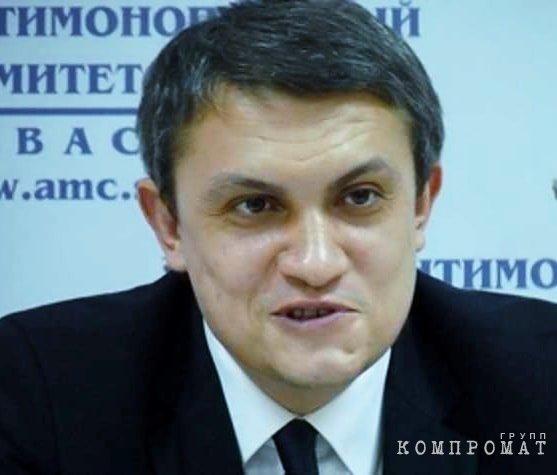 Виталий Абасов