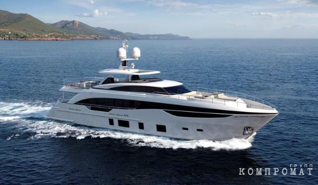 Бывший вице-президент «Роснефти» купил яхту за 1,2 млрд и просит о господдержке