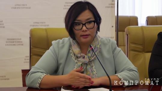 Реальный срок за молчание или Чего так боится Юлия Жамбалова