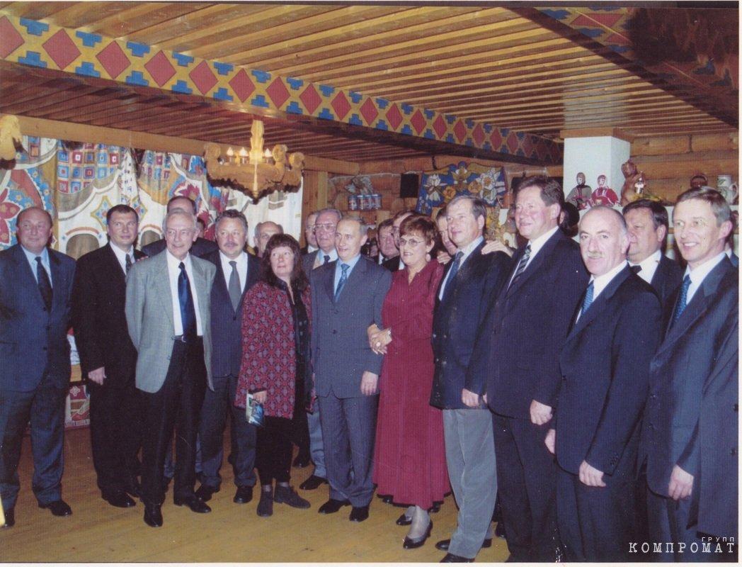 29 лет назад, 7 октября 1995 года, Санкт-Петербург, ресторан «Подворье», день рождения первого заместителя председателя правительства СПб Владимира Путина