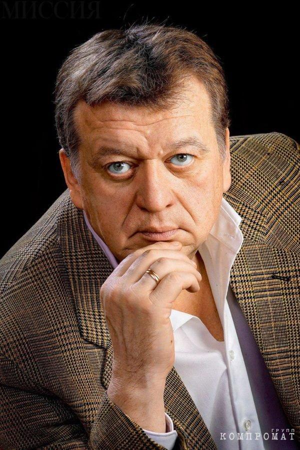 Сергей Резвый
