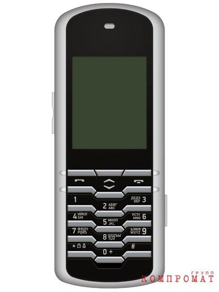 Специальный сотовый телефон М-633С